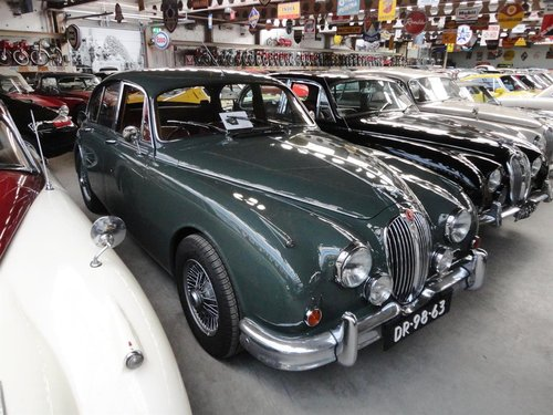 1962 Jaguar MK2 -3.4 ltr For Sale (picture 2 of 6)