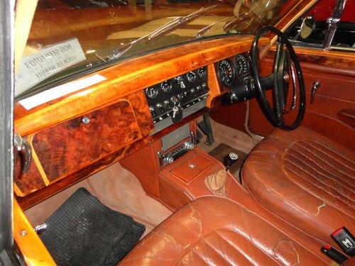 1962 Jaguar MK2 -3.4 ltr For Sale (picture 3 of 6)
