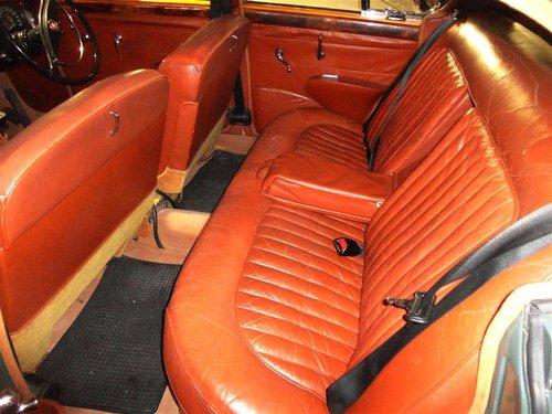 1962 Jaguar MK2 -3.4 ltr For Sale (picture 4 of 6)