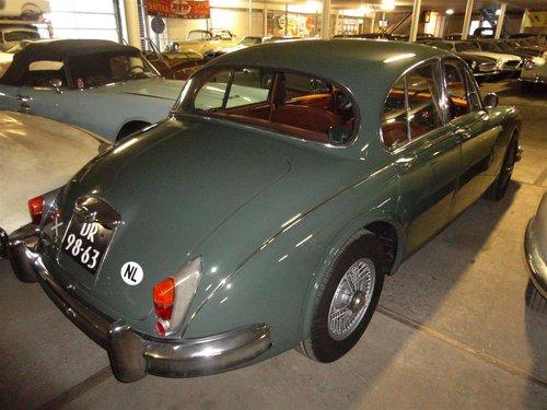 1962 Jaguar MK2 -3.4 ltr For Sale (picture 5 of 6)