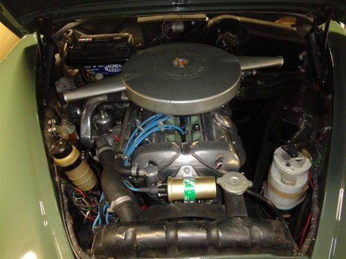 1962 Jaguar MK2 -3.4 ltr For Sale (picture 6 of 6)