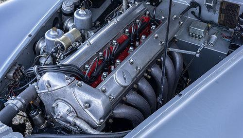 1954 JAGUAR XK120 FHC SOLD (picture 4 of 6)