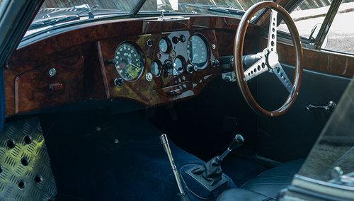 1954 JAGUAR XK120 FHC SOLD (picture 5 of 6)