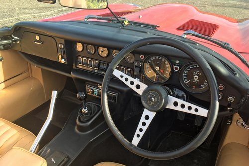 1973 Jaguar E-Type Series 3 Roadster For Sale (picture 5 of 6)
