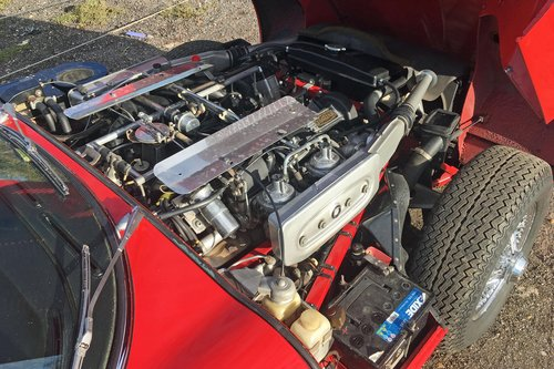1973 Jaguar E-Type Series 3 Roadster For Sale (picture 6 of 6)