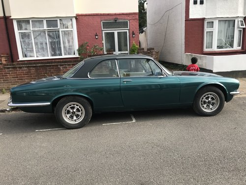 1977 JAGUAR XJC DAIMLER COUPE / XJS .. Wanted (picture 2 of 3)
