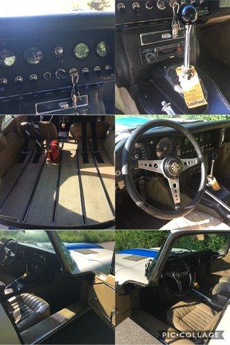 """1966 Jaguar E-Type Serie 1 3,8 """"Le mans racer"""" For Sale (picture 3 of 6)"""
