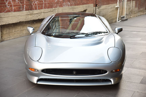 1993 Jaguar XJ-220 (Euro taxes paid) For Sale (picture 2 of 6)