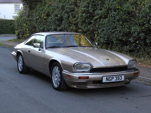 1964 1994 Jaguar XJS 4.0, 62k mls, Topaz & in excellent condition For Sale (picture 1 of 6)