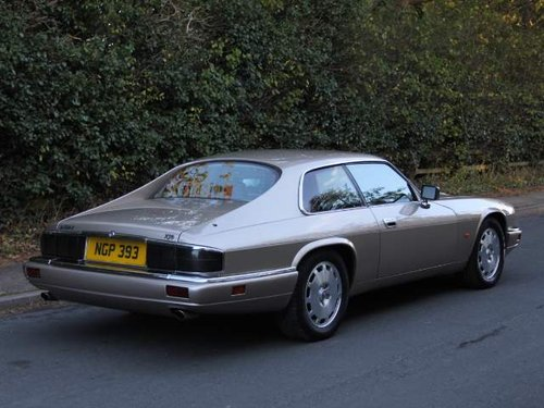 1964 1994 Jaguar XJS 4.0, 62k mls, Topaz & in excellent condition For Sale (picture 3 of 6)