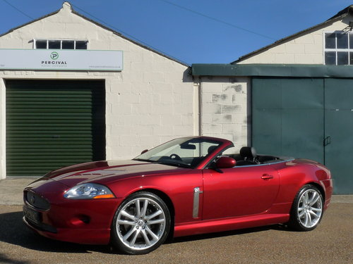 2008 Jaguar XK60 Special Edition, 35,000 miles, SOLD SOLD (picture 1 of 6)