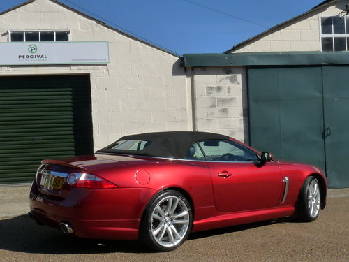 2008 Jaguar XK60 Special Edition, 35,000 miles, SOLD SOLD (picture 2 of 6)