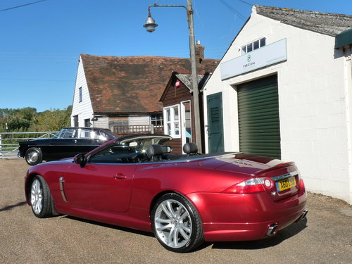 2008 Jaguar XK60 Special Edition, 35,000 miles, SOLD SOLD (picture 4 of 6)