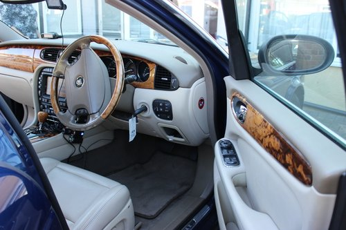 2005 JAGUAR XJ6 3.0 AUTOMATIC Petrol with Reverse Camer For Sale (picture 5 of 6)