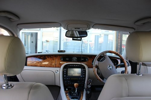 2005 JAGUAR XJ6 3.0 AUTOMATIC Petrol with Reverse Camer For Sale (picture 6 of 6)