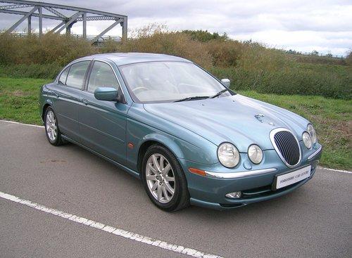 2000 Jaguar S-Type 4.0 Litre V8 Automatic  For Sale (picture 1 of 6)