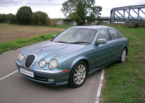 2000 Jaguar S-Type 4.0 Litre V8 Automatic  For Sale (picture 2 of 6)