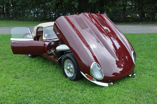 1964 Jaguar E-Type 3.8 Roadster For Sale (picture 5 of 6)