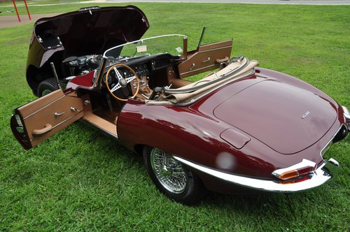 1964 Jaguar E-Type 3.8 Roadster For Sale (picture 6 of 6)