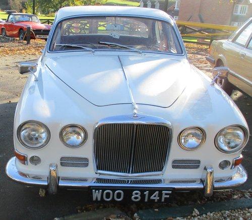 1967 Jaguar 420 - Beautiful Car For Sale (picture 1 of 5)