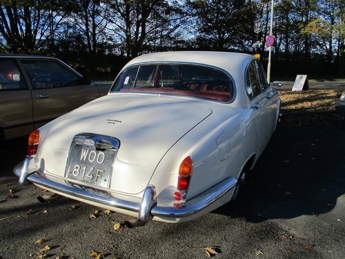 1967 Jaguar 420 - Beautiful Car For Sale (picture 4 of 5)