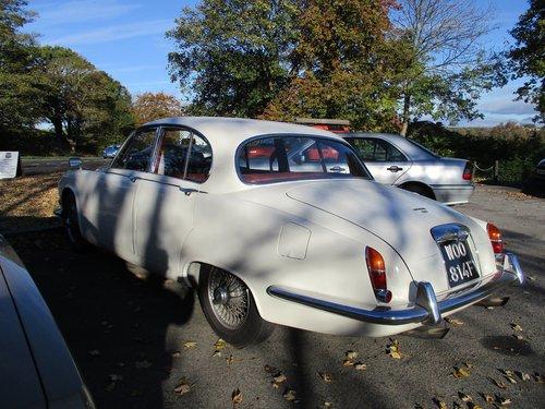 1967 Jaguar 420 - Beautiful Car For Sale (picture 5 of 5)