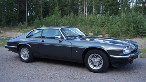 XJS Coupé LHD facelift, full history For Sale (picture 1 of 6)
