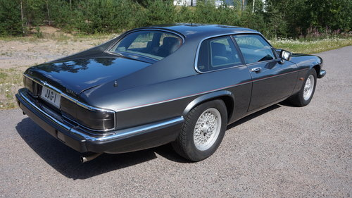 XJS Coupé LHD facelift, full history For Sale (picture 3 of 6)