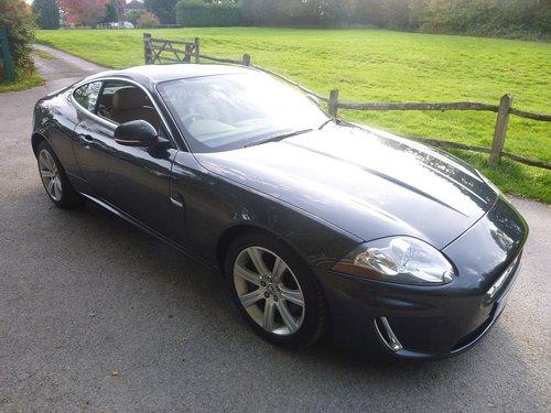 2011 (11) Jaguar XK 5.0 For Sale (picture 1 of 6)