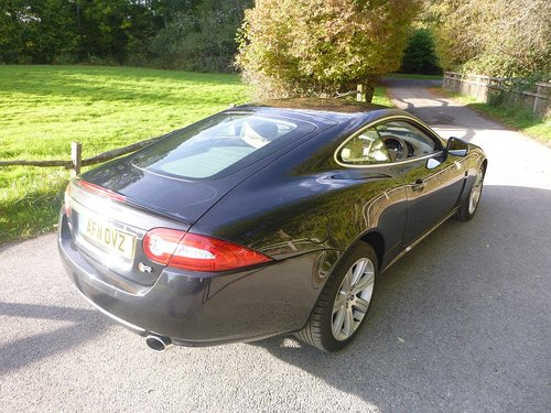 2011 XK 5.0 Coupe For Sale (picture 1 of 6)