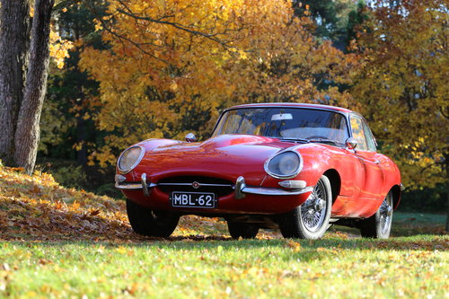 1962 Very nice, early E-Type For Sale (picture 1 of 6)
