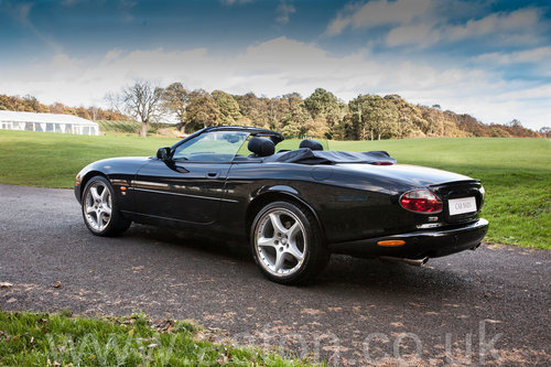 2003 Jaguar XK-R Convertible SOLD (picture 3 of 6)