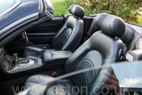 2003 Jaguar XK-R Convertible SOLD (picture 4 of 6)