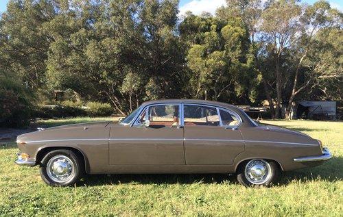 1969 Jaguar 420G Australian delivered RHD For Sale (picture 2 of 6)