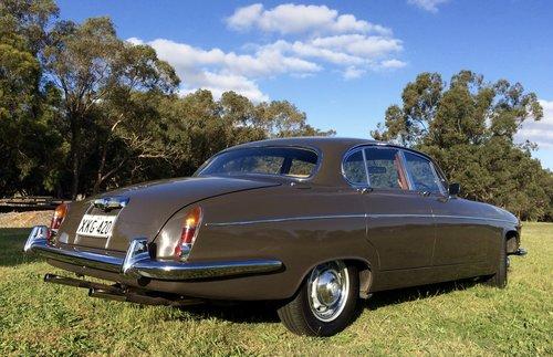 1969 Jaguar 420G Australian delivered RHD For Sale (picture 3 of 6)