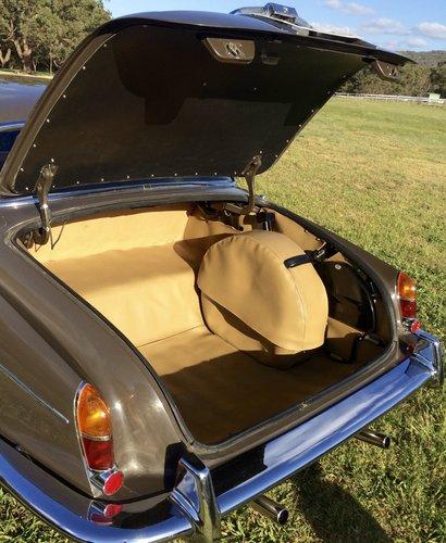 1969 Jaguar 420G Australian delivered RHD For Sale (picture 5 of 6)
