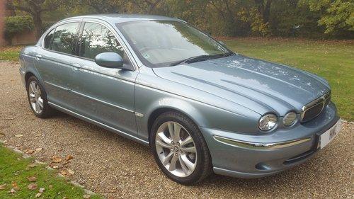 2002 Jaguar X-Type 3.0 V6 SE Saloon AWD (Auto) (26k) For Sale (picture 1 of 6)