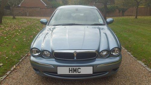 2002 Jaguar X-Type 3.0 V6 SE Saloon AWD (Auto) (26k) For Sale (picture 2 of 6)