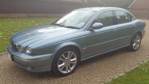 2002 Jaguar X-Type 3.0 V6 SE Saloon AWD (Auto) (26k) For Sale (picture 3 of 6)
