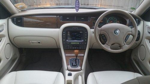 2002 Jaguar X-Type 3.0 V6 SE Saloon AWD (Auto) (26k) For Sale (picture 6 of 6)