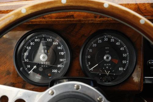 1966 Jaguar MK II 3,8 L For Sale (picture 5 of 6)