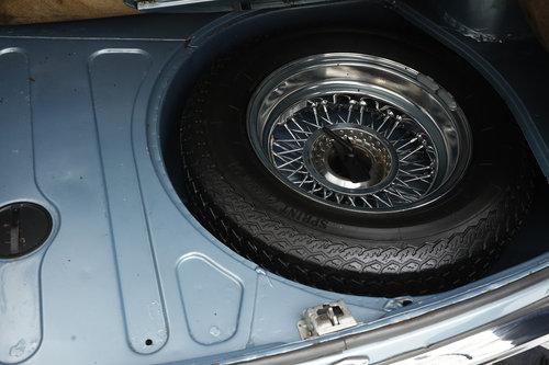1966 Jaguar MK II 3,8 L For Sale (picture 6 of 6)