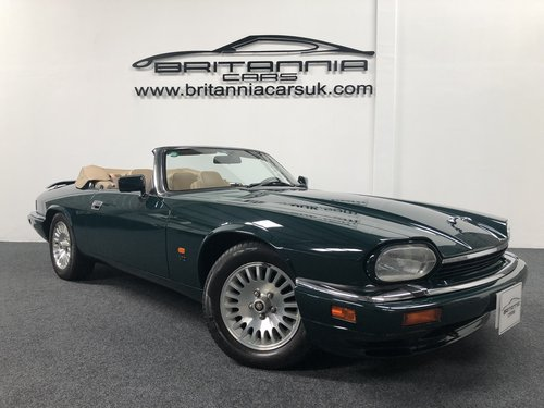 1994 Jaguar XJS Convertible 6.0 V12 For Sale (picture 1 of 6)