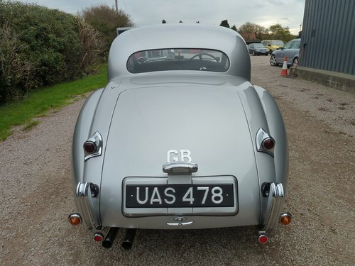 XK120 FHC 1953  For Sale (picture 6 of 6)