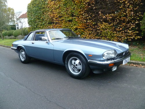 1987 JAGUAR XJ-SC 3.6 Ltr CABRIOLET AUTOMATIC 38,000 miles only SOLD (picture 1 of 6)