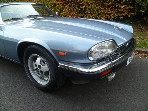 1987 JAGUAR XJ-SC 3.6 Ltr CABRIOLET AUTOMATIC 38,000 miles only SOLD (picture 2 of 6)