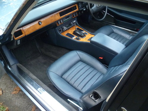 1987 JAGUAR XJ-SC 3.6 Ltr CABRIOLET AUTOMATIC 38,000 miles only SOLD (picture 5 of 6)