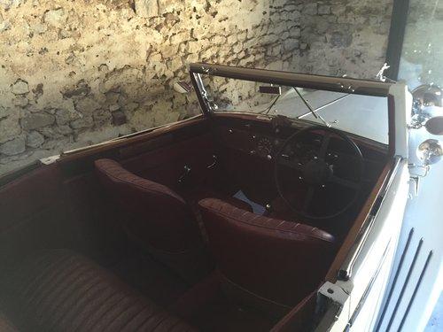 Jaguar MK IV 1948 DHC For Sale (picture 5 of 6)