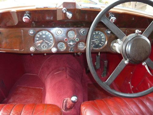 Jaguar MK IV 1948 DHC For Sale (picture 6 of 6)