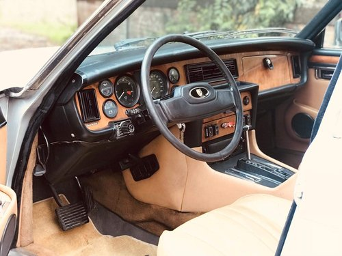 1983 JAGUAR SOVEREIGN 4.2 For Sale (picture 3 of 6)